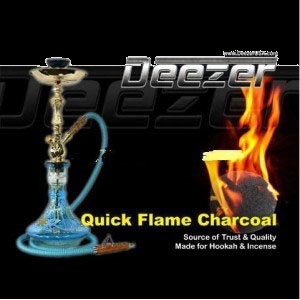 Deezer 33mm quicklight charcoal