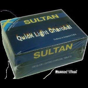 Sultan 33mm quicklight charcoal