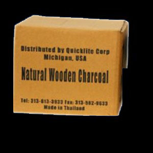 Thailand Wood Charcoal 1 KG