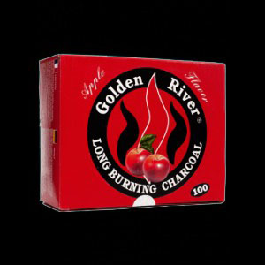 33mm Golden River flavored quick light charcoal